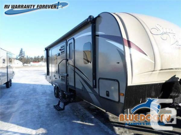 2014 EverGreen RV Sun Valley S29KIS Travel Trailers