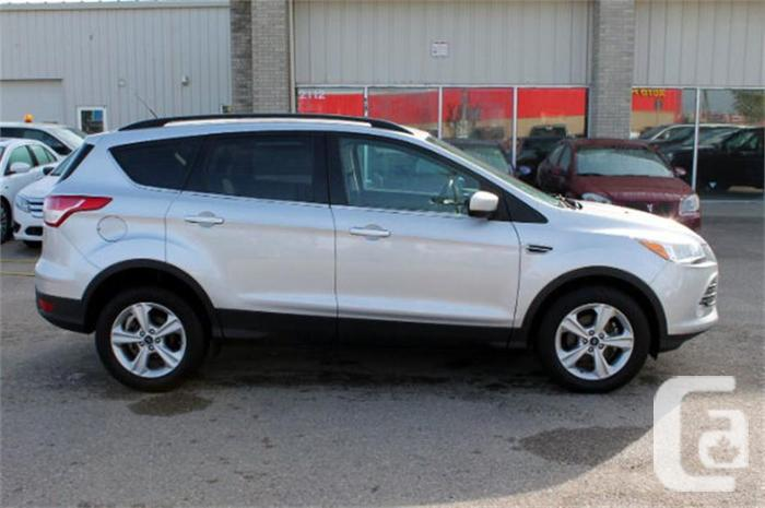 2014 ford escape se ecoboost for sale in regina. Black Bedroom Furniture Sets. Home Design Ideas