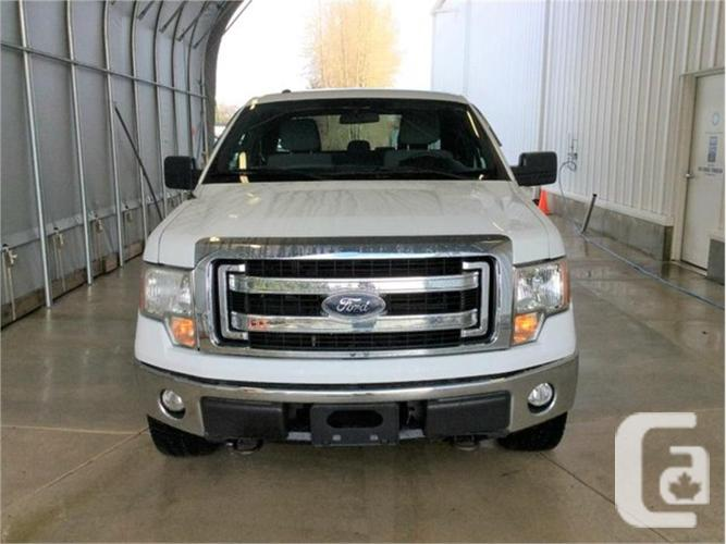 2014 Ford F 150 F150 For Sale In Campbell River British