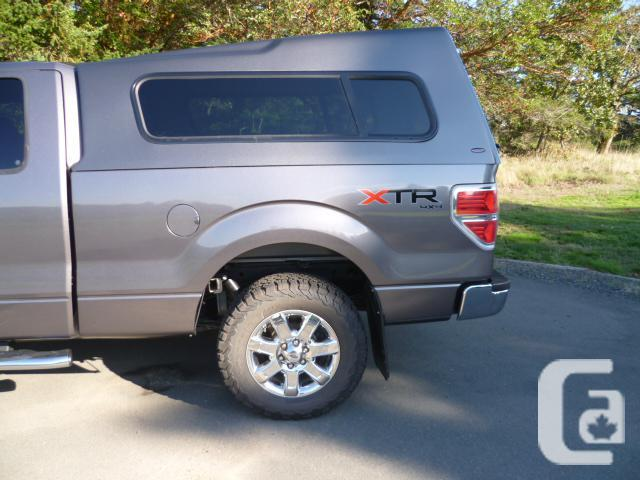 2014 ford f150 xlt 4x4 with xtr package for sale in sooke british columbia classifieds. Black Bedroom Furniture Sets. Home Design Ideas