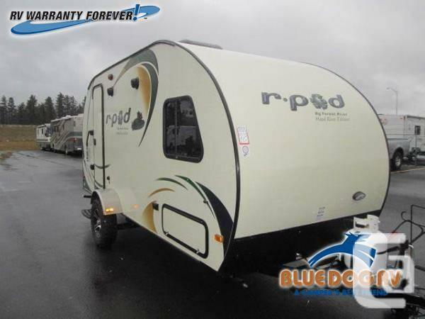 2014 Forest River RV R Pod RP 179 Travel Trailers