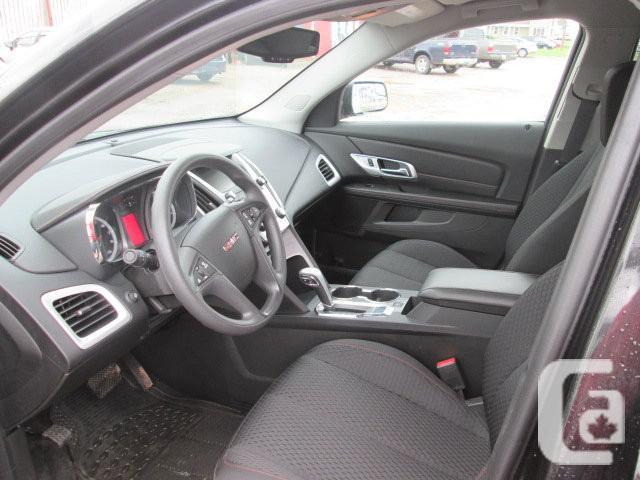 2014 GMS Terrain SLE SUV, Crossover
