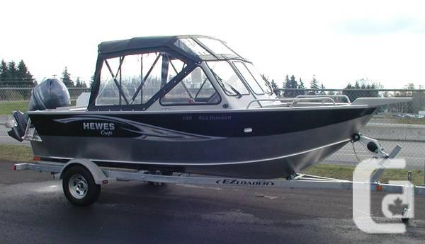 2014 Hewescraft 180 Sea Runner ET for sale in Abbotsford, British