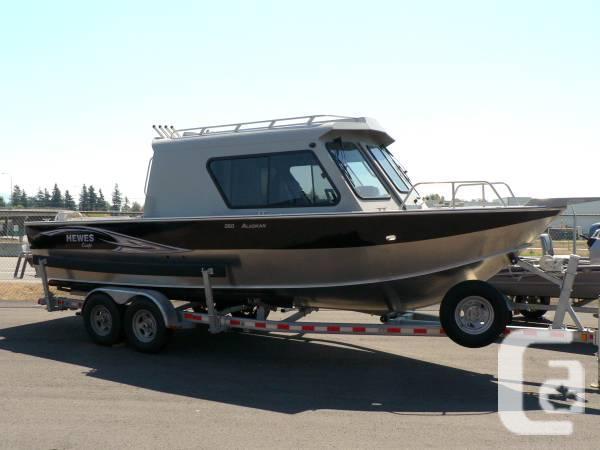 2014 Hewescraft 260 Alaskan for sale in Abbotsford, British Columbia