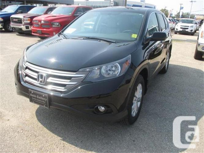 2014 honda cr v ex awd sunroof for sale in stonewall manitoba classifieds. Black Bedroom Furniture Sets. Home Design Ideas