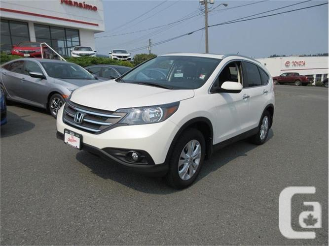 2014 honda cr v touring for sale in nanaimo british columbia classifieds. Black Bedroom Furniture Sets. Home Design Ideas