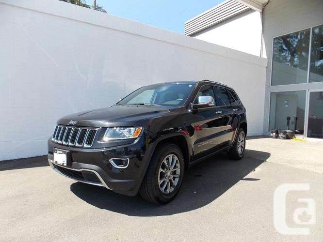 2014 jeep grand cherokee limited for sale in burnaby british columbia. Cars Review. Best American Auto & Cars Review
