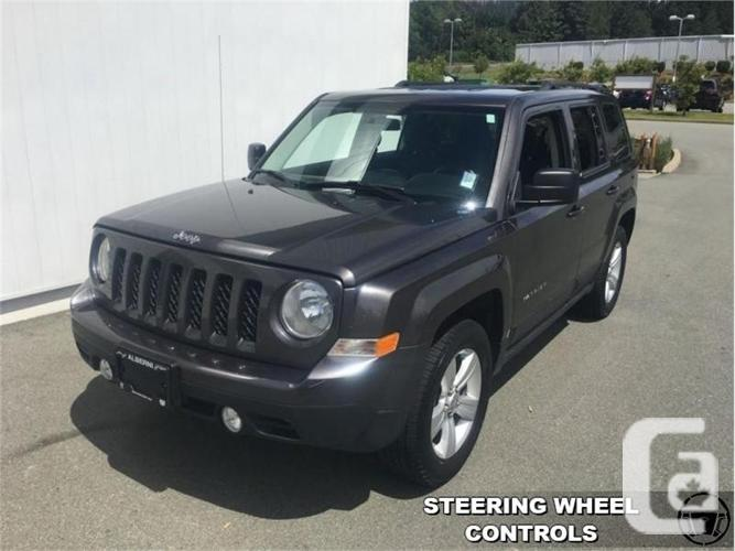 2014 Jeep Patriot North  4x4 - Fog Lights