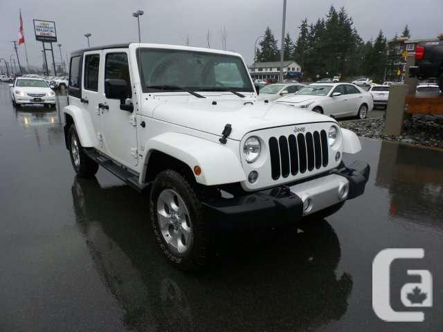 2014 jeep wrangler unlimited sahara in nanaimo british columbia for. Cars Review. Best American Auto & Cars Review