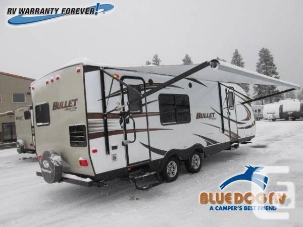 Excellent 2013 Travel Trailer Trailblazer T2400RK In Vancouver British Columbia