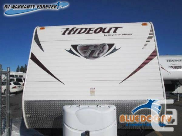 2014 Keystone RV Hideout 20RDWE Travel Trailers