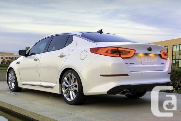 2014 Kia Optima EX Luxury