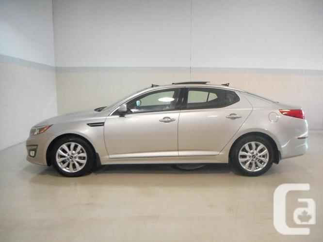 2014 Kia Optima EX W/Sunroof ***$3,000 OFF ***