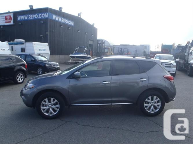 2014 nissan murano sv awd for sale in salmo british columbia classifieds. Black Bedroom Furniture Sets. Home Design Ideas