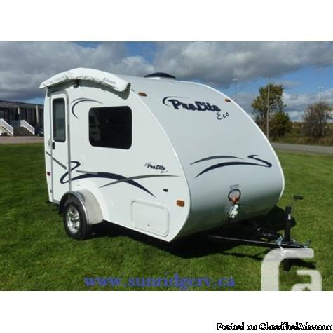 Mobile Homes For Sale Alberta >> 2014 Prolite Eco 12, Travel Trailer for sale in Airdrie ...