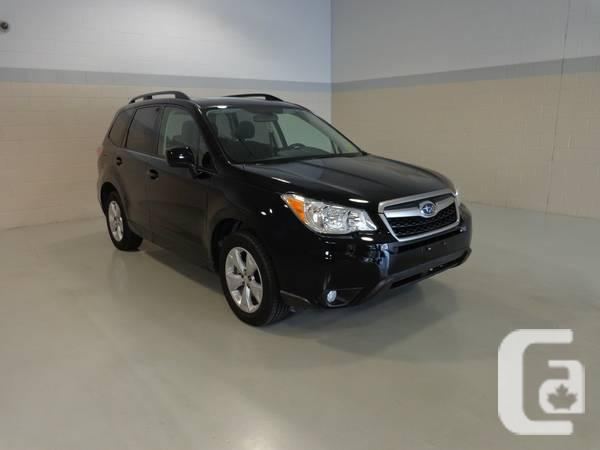 2014 Subaru Forester 2.5i Touring Package CALL DICKEN