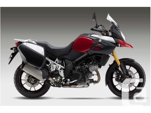 2014 Suzuki V-Strom 1000 ABS SE Motorcycle for Sale