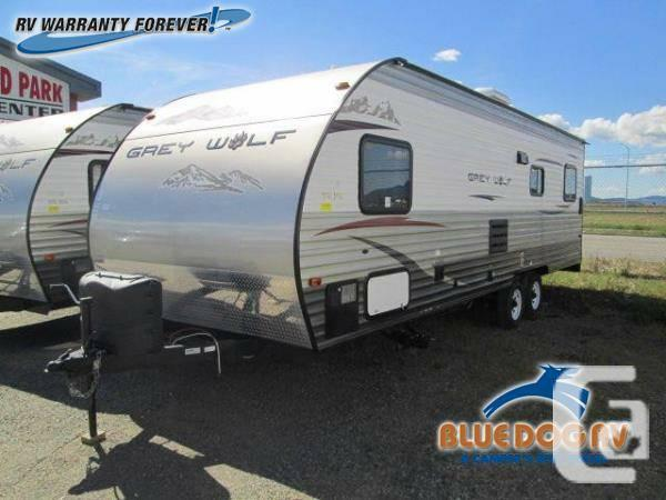 2014 Toy Hauler Travel Trailers Forest River RV