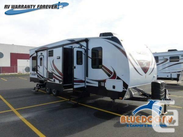 2014 Toy Hauler Travel Trailers Keystone RV