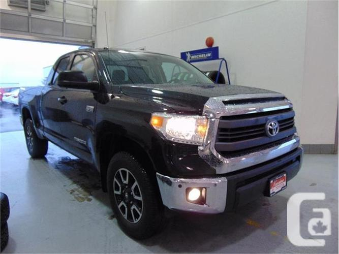 2014 Toyota Tundra 4WD Double Cab TRD Off-Road