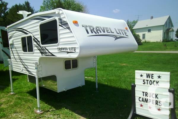 2014 Travel Lite Truck Camper 690fd For Sale In Ottawa