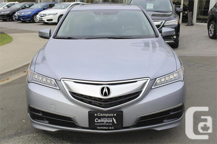 2015 acura tlx v6 tech w sh awd for sale in victoria. Black Bedroom Furniture Sets. Home Design Ideas