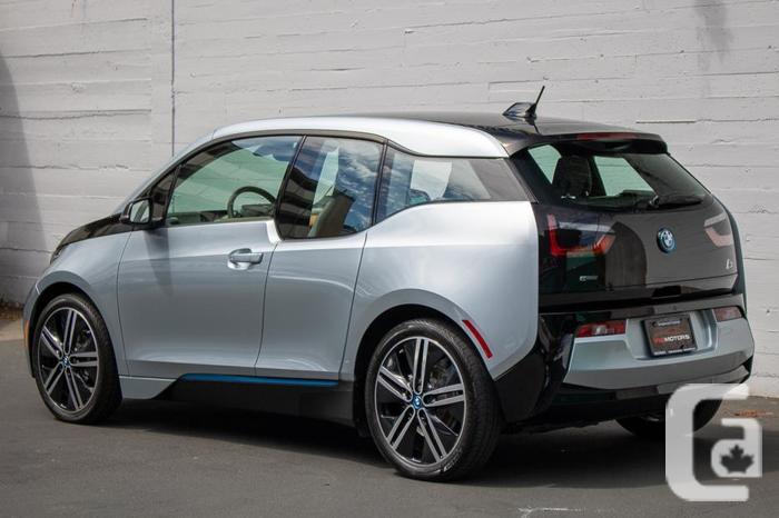 2015 BMW i3 Electric Hatchback - 17,*** KMs - NO