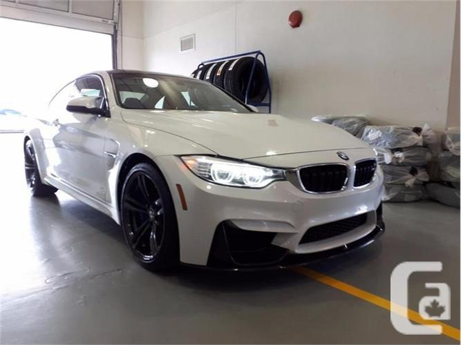 2015 BMW M4 Coupé Base