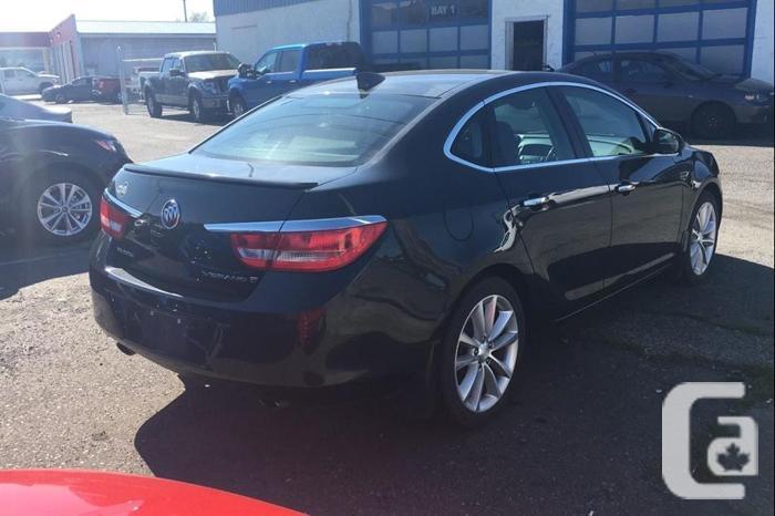 2015 Buick Verano Premium Turbo