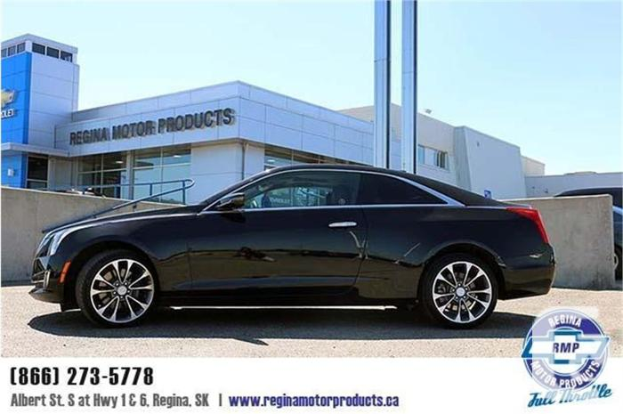 2015 Cadillac ATS Coupe Performance AWD