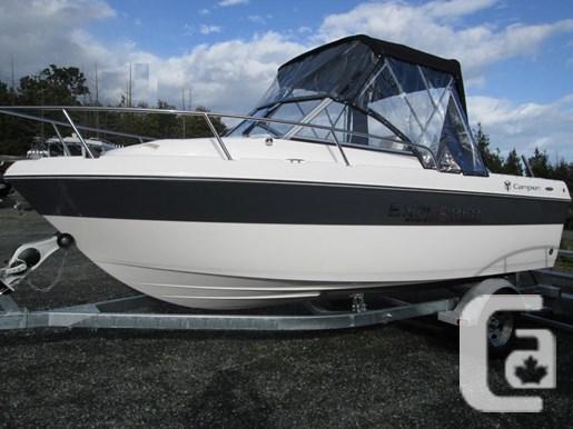 2015 CAMPION EXPLORER 542 SPORT Boat for Sale