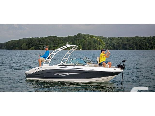 2015 chaparral h2o 19 ski and fish boat for sale for sale for Chaparral h20 19 ski and fish