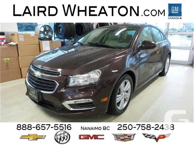 2015 chevrolet cruze diesel enhanced safety package for sale in nanaimo british columbia. Black Bedroom Furniture Sets. Home Design Ideas
