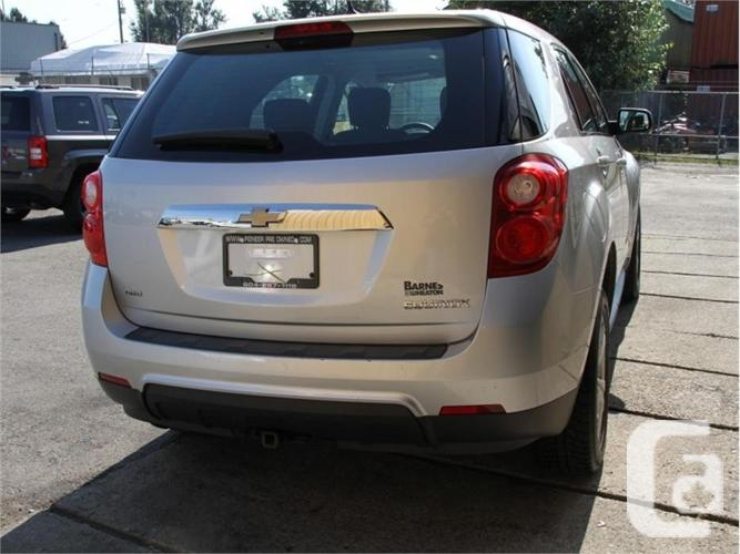 2015 Chevrolet Equinox LS   - AWD - Bluetooth - Local -