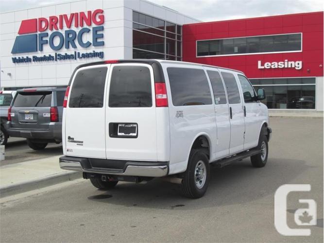 2015 Chevrolet Express Passenger LT