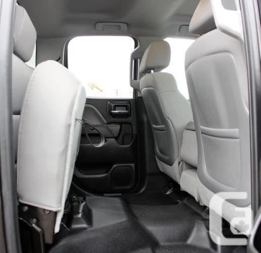 2015 Chevy Silverado 1500 WT Double Cab