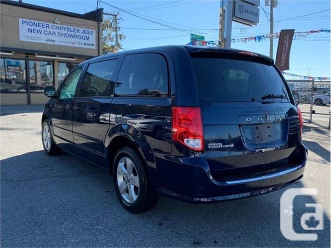 2015 Dodge Grand Caravan SE Plus  - Bluetooth
