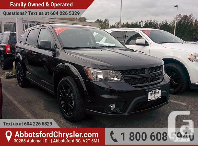 2015 Dodge Journey (AG0297) w/- DVD Player & 3 Rows of