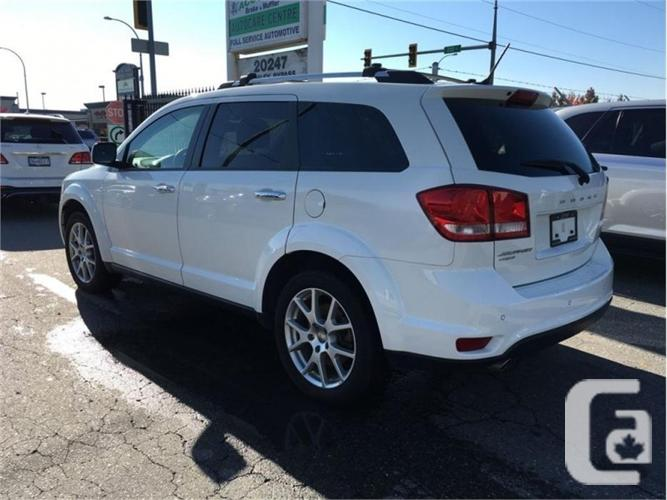 2015 Dodge Journey R/T  - Leather Seats -  Bluetooth -