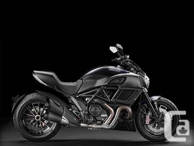 2015 Ducati Diavel Motorcycle for Sale