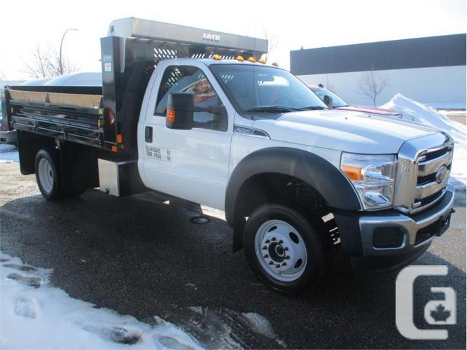 2015 Ford F 550 Super Duty Drw Xlt For Sale In Fort St