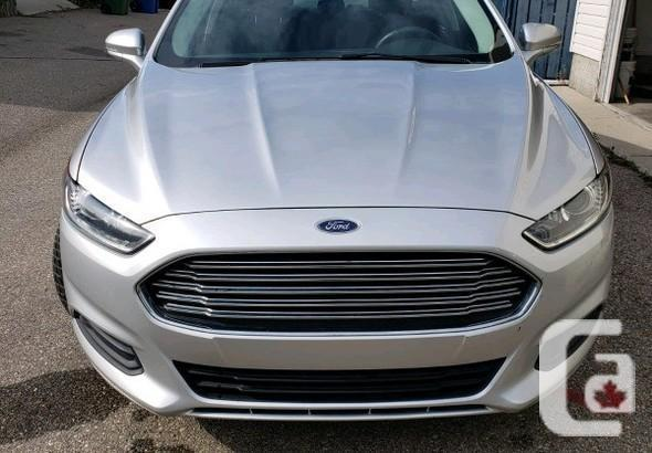 2015 Ford Fusion, Calgary