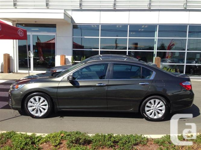 2015 honda accord ex l for sale in courtenay british columbia classifieds. Black Bedroom Furniture Sets. Home Design Ideas
