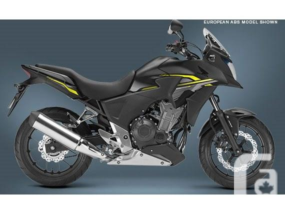 2015 Honda CB500X Motorcycle for Sale