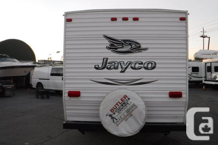 2015 Jayco Jay Flight SLX 184BH 18 Foot Travel Trailer