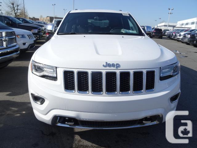 2015 jeep grand cherokee overland w eco diesel for sale in langley british columbia. Black Bedroom Furniture Sets. Home Design Ideas