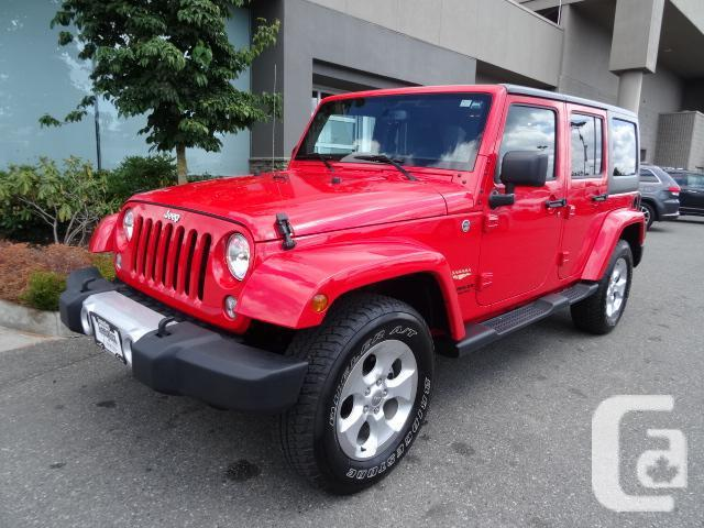 2015 jeep wrangler unlimited sahara w power accessories a c for. Cars Review. Best American Auto & Cars Review