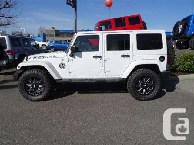 2015 Jeep Wrangler Accessories >> 2015 Jeep Wrangler Unlimited Sahara W Power Accessories