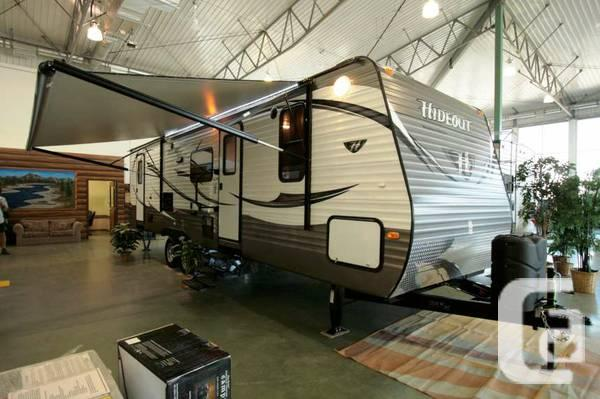 2015 KEYSTONE RV HIDE-OUT TT 28BHS -