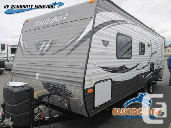 Cool  2610BH Travel Trailer In Vancouver British Columbia For Sale